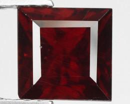 2.46 Ct Spessartite Garnet Pure Red Gem Quality Gemstone SG3