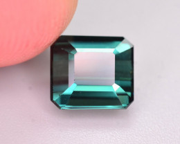 AAA Color 1.85 CT Natural Indicolite Tourmaline