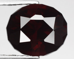 3.20 Ct Spessartite Garnet Pure Red Gem Quality Gemstone SG7