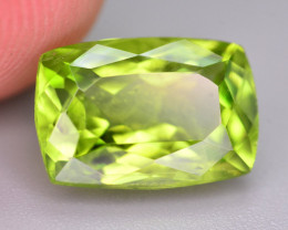 3.80 Ct Brilliant Color Natural Himalayan Peridot