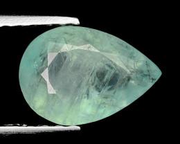 0.97 Ct World Rarest Grandidierite Good Quality Gemstone.  GR10