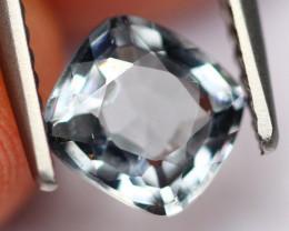 1.19Ct Natural VS Burmese Lilac Titanium Blue Color Spinel A0443