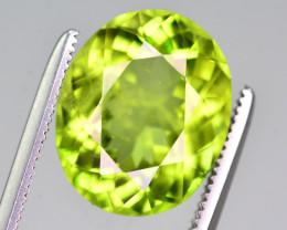 AAA Color 5.70 Ct Natural Himalayan Peridot