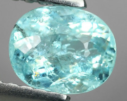 Natural Paraiba Copper Bearing Neon blue Tourmaline Gem