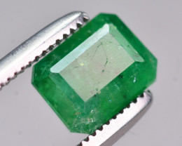 1.45 Ct Top Quality Natural Emerald From Swat