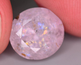 Rare Color 9.30 Ct Natural Light Pink Paraiba Tourmaline ~ Top Quality