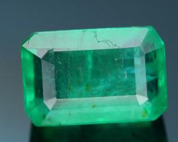2.88 ct Zambian Emerald SKU-10