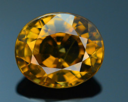 AIG Certified Top Garde 1.36 ct Chrysoberyl Color Change