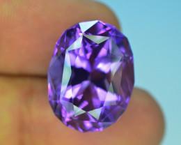 22.25 Cts Natural Top Color & Cut Amethyst Gemstones