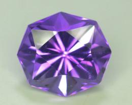 10.55 Cts Natural Top Color & Cut Amethyst Gemstones
