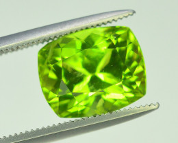 AAA Color 4.70 ct Peridot ~ Pakistan
