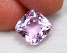 4.66cts Purplish Vivid Pink Top Colour Kunzite