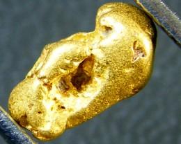 AUSTRALIAN  GOLD NUGGET 1.05  GRAMS  LGN  385