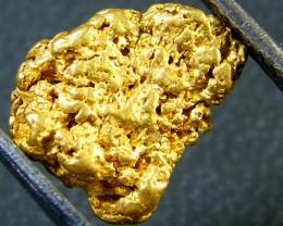 AUSTRALIAN  GOLD NUGGET 1.87  GRAMS  LGN 392