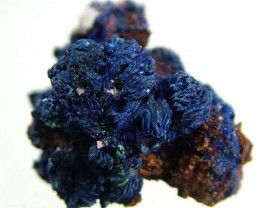 AZURITE SPECIMEN FROM MOROCCO 27 CTS [MX1625]