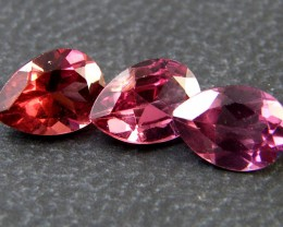 PARCEL AAAA SPARKLING RHODOLITE 2.45 CTS SGS 541
