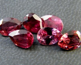 PARCEL AAAA SPARKLING RHODOLITE 5.15 CTS SGS 549