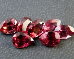PARCEL AAAA SPARKLING RHODOLITE 5.60 CTS SGS 550