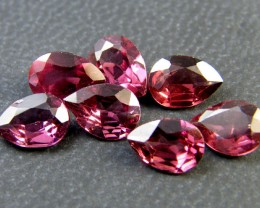 PARCEL AAAA SPARKLING RHODOLITE 5 CTS SGS 553