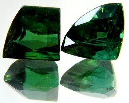 AAAA QUALITY GRADE TOURMALINES PAIR 6 CTS SGS 559