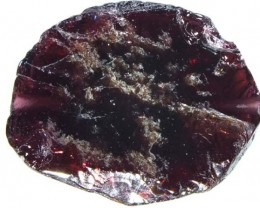 GARNET BEAD NATURAL DRILLED 22.80 CTS NP-741