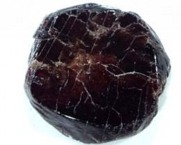 GARNET BEAD NATURAL DRILLED 30.90 CTS NP-742