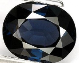 SPINEL BLUE 2.66 CTW OVAL CUT PREMIUM QUALITY GEMSTONE