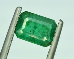 1.85 Carats Natural Panjsher Emerald Gemstone From Afghanistan