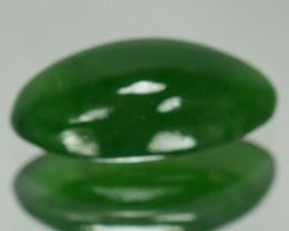 ~UNTREATED~ 1.18 Cts Natural Milky Green Jade Cabochon Burma