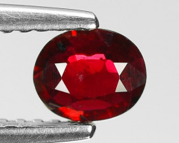 0.48 CT RED RUBY BEST COLOR GEMSTONE RB28