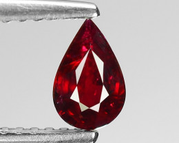 0.49 CT RED RUBY BEST COLOR GEMSTONE RB29