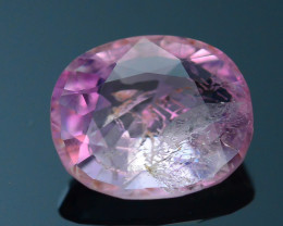 Certified 1.03 ct Forbes Rarest Poudretteite one of a Kind Piece Burma SKU.