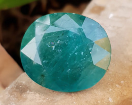 26.70 Ct Natural Blueish Rare Big Size Grandidierite Gemstone