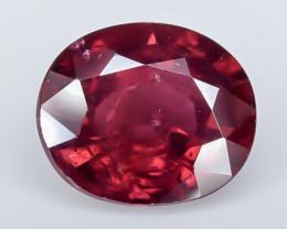 3.60 Crt Rhodolite Garnet Faceted Gemstone (R62)