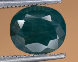 2.40 Crt Rare Grandidierite Faceted Gemstone (R62)