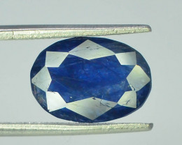 2.95 ct Natural Untreated Sapphire ~Afghanistan