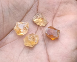 CITRINE GEMSTONE ROUGH PARCEL Natural+Untreated VA1758