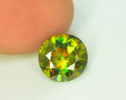AAA Color 2.05 ct Chrome Sphene from Himalayan Range Skardu Pakistan