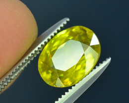 Amazing Dispersion 1.50 ct  Sphene