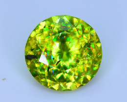 AAA Brilliance 2.04 ct Sphene Rainbow Colors SKu 25