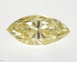 Natural Fancy Yellow Diamond GIA certified  + Video
