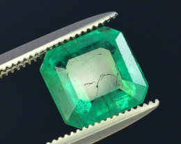 Top Color 2.30 Cts Natural Emerald Gemstones