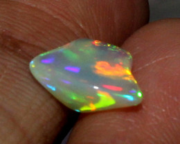 1.10 ct Natural Ethiopian Welo Fire Freeform Welo Opal Carvin 72