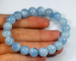 147.5Ct Natural Aquamarine Bracelet