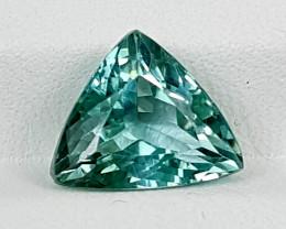 3.75Crt Green Spodumene  Best Grade Gemstones JI132