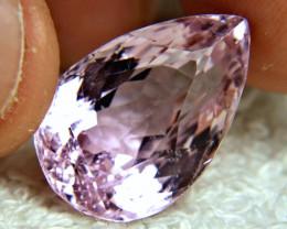 22.7 Carat Himalayan Pink VVS Kunzite - Gorgeous