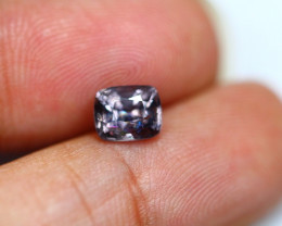 1.35Ct Purple Spinel Cushion Cut Lot B225