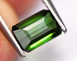 1.43Ct Natural Green Color Tourmaline ~ FB22/15