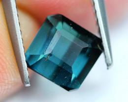 1.62Ct Natural Indicolite Blue Tourmaline ~ FB22/22