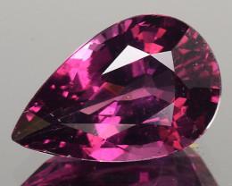 2.25 Cts Natural Grape- Purple Garnet Excellent Color ~ GP7